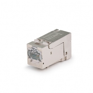 Keystone Jack HD, Category 8, RJ45/s